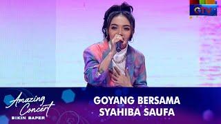 Syahiba Saufa Bikin Satu Studio Bergoyang Berbeza Kasta Amazing Concert Bikin Baper Gtv 2021 MP3