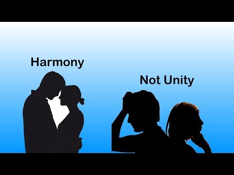 15: 'Harmony Not Unity' Visions of the Kingdom Age