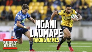 Ngani Laumape | Taking Names