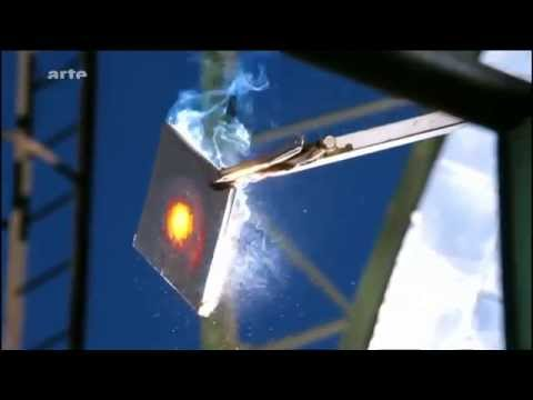 Four Solaire de Mont-Louis - Solar fumace of Mont-Louis (France)