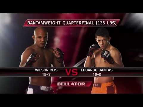 Bellator MMA Moment: Eduardo Dantas vs. Wilson Reis