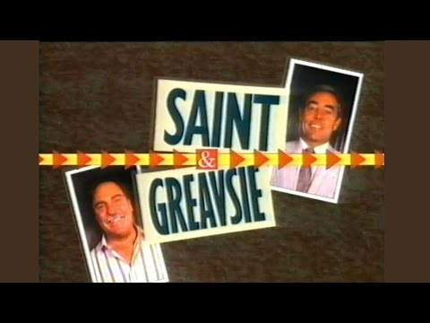 SAINT AND GREAVSIE -18TH OCTOBER 1989 - ITV FOOTBALL PROGRAMME