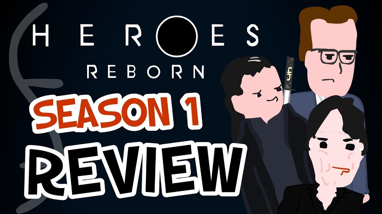 Download HEROES REBORN - Season 1 REVIEW (Spoiler Free) - Seasoned Reviews
