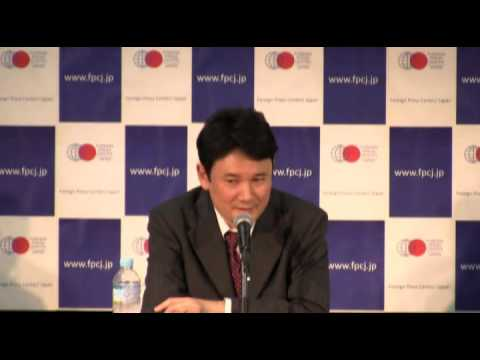 FPCJ Press Briefing: Present and Future of Japan-Russia Relations