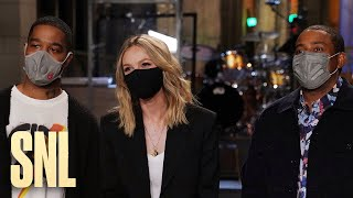 Carey Mulligan Gets a New Nickname from Kenan Thompson - SNL