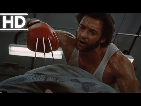 X-Men Başlangıç: Wolverine | Blob Vs Wolverine | Victor Nerde | Klip (16/25) (1080p)