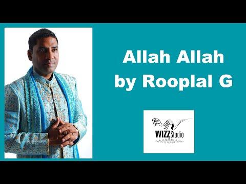 Allah Allah by Rooplal G & Wizz Studios