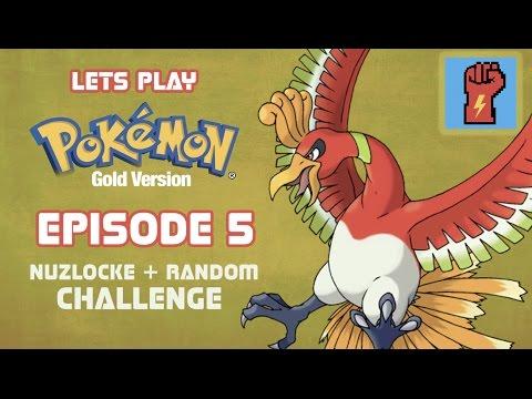 Pokémon Gold Nuzlocke Random CHALLENGE! Episode 5 - FROZEN EGG!