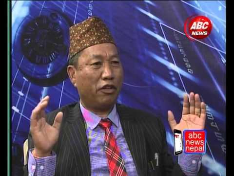 Samaye Sandharbha with Bhakta Bahadur Dura by Danda Gurung, ABC NEWS, NEPAL