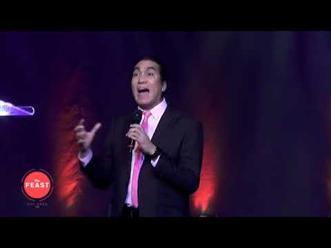 Alvin Barcelona Special Post Valentine Talk at The Feast Bay Area PICC