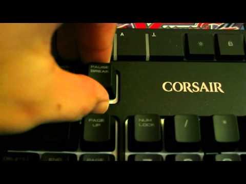 Returning the Corsair Strafe RGB (Problem: One bad switch)