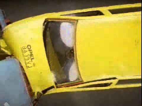 1994 Opel Vectra botstesten.mov