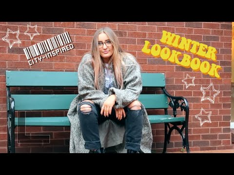 [VIDEO] - CITY-INSPIRED WINTER LOOKBOOK | What To Wear In The Cold 7