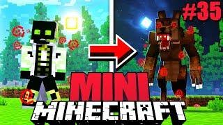 ALLE HABEN JETZT ANGST VOR MIR?! - Minecraft MINI #35 [Deutsch/HD]