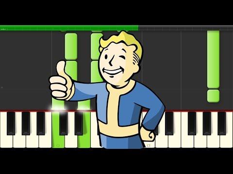 Fallout New Vegas - Begin Again (Piano)
