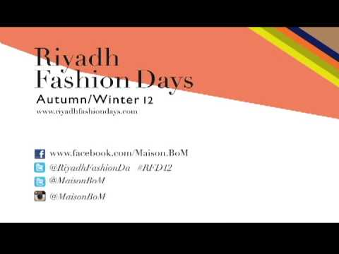 Riyadh Fashion Days - Music Remix Day #1