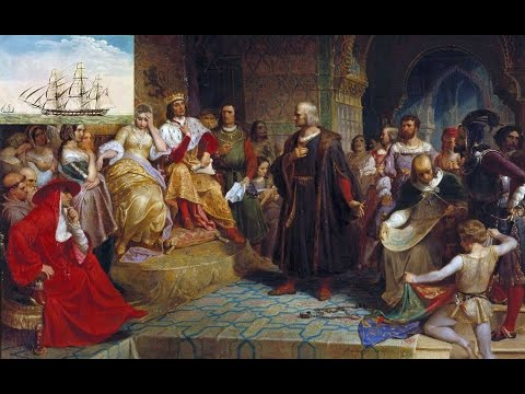 What if the Spanish never funded Columbus?