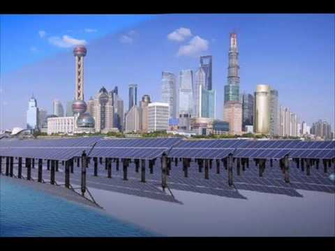 China is now the world's largest solar power producer