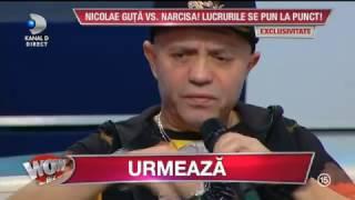 WOWBIZ (02.02.2017) - Nicolae Guta si Narcisa continua confruntarea! Ce cuvinte si-au arun ...