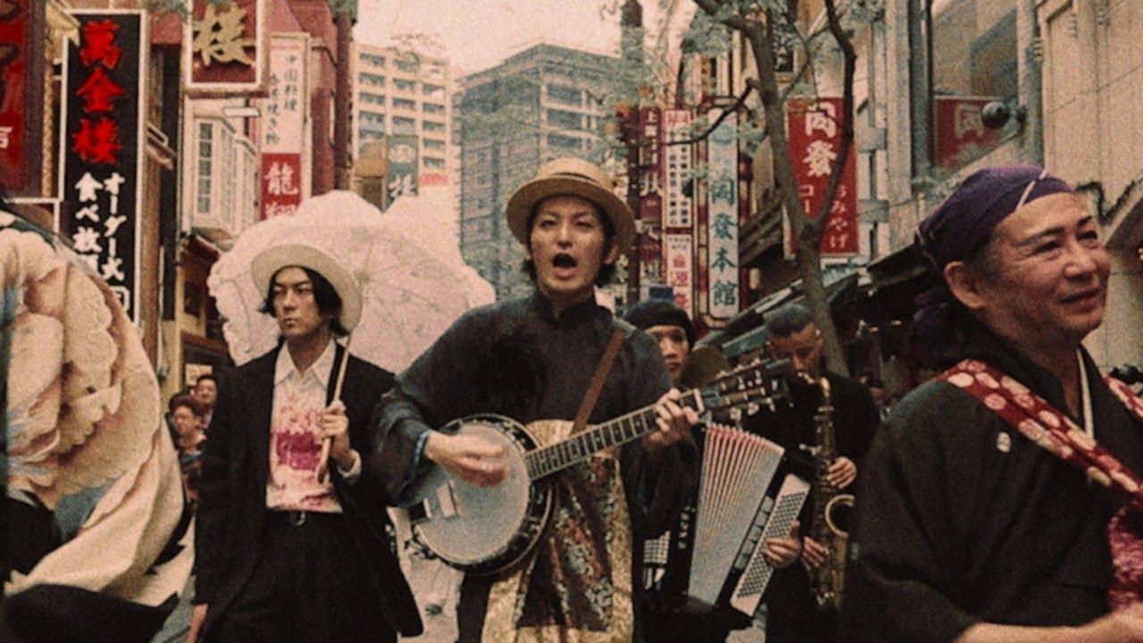 ドレスコーズ「もりたあと(殺人物語)」《Live at China Town》