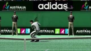 Virtua Tennis 4 - PS3 - World Tour - Gaming part 2
