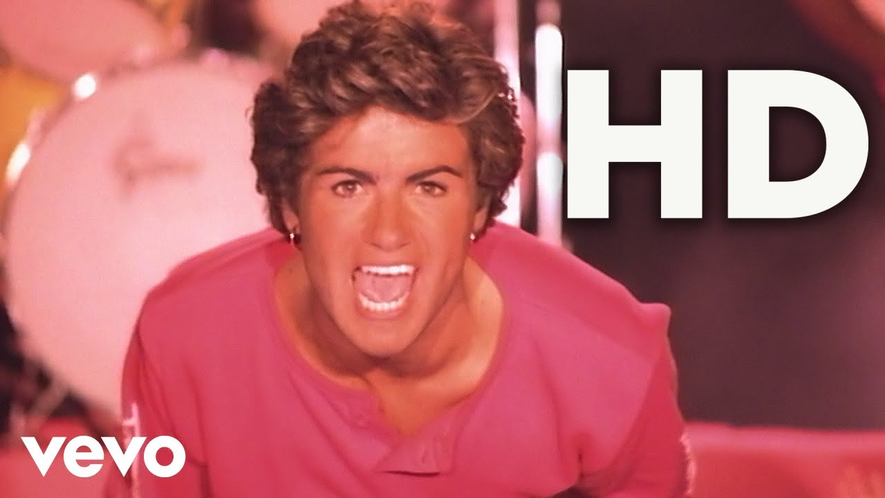 Wham Wake Me Up Before You Go Go Official Hd Video