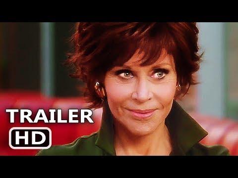BOOK CLUB   2018 Diane Keaton, Jane Fonda Comedy Movie HD