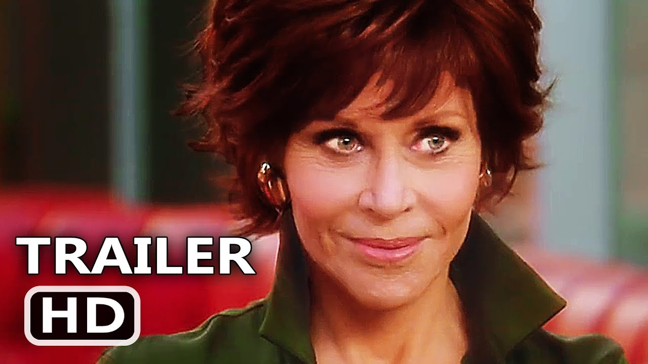 Book Club Official Trailer 2018 Diane Keaton Jane Fonda Comedy