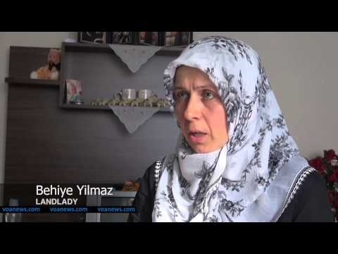 Some Turks Unhappy with Syrian Migrants