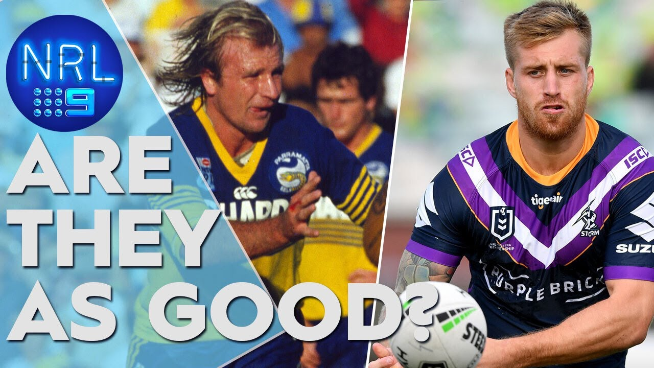 Are the halves of today matching it with the greats of the past? : Immortal Behaviour | NRL on Nine