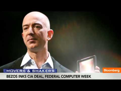 Secret Cloud Pact: Amazon Said to Contract With CIA