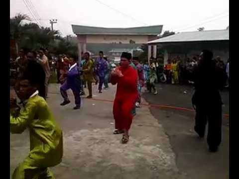 Pencak Silat Kpg Melayu Balai Ringin Part 2