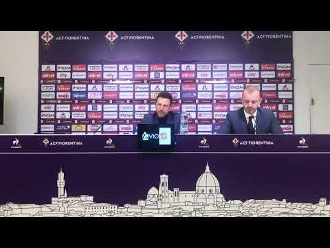 """Coppa Italia, Di Francesco post Fiorentina: """"Basta alibi, dobbiamo solamente chiedere scusa"""""""