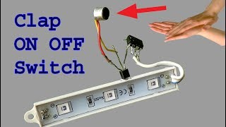 How to make a Clap ON OFF switch, diy clapping on off switch.mp3