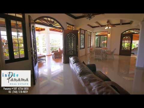 Gorgeous Estate Home in Cerro Azul - Panama Real Estate Video Tours