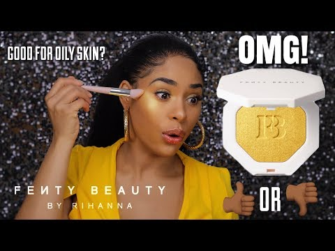 FULL FACE FENTY BEAUTY FIRST IMPRESSIONS | CASH OR PASS?