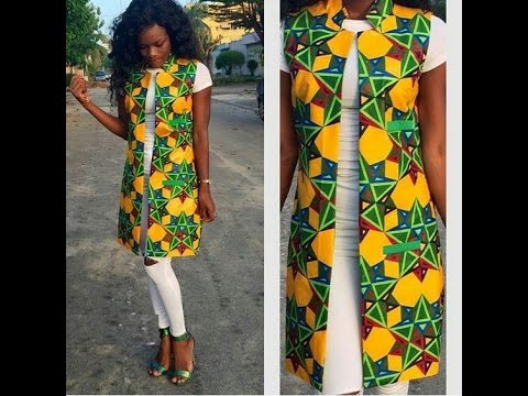 Casual African Print Dresses You Love