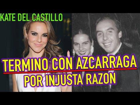 Kate Del Castillo TERMINÓ ROMANCE con DUEÑO de TELEVISA tras INJUSTA RAZÓN