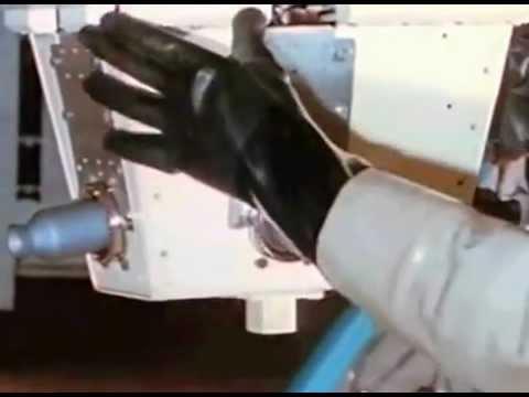 Apollo Reaction Control System (RCS) Jets