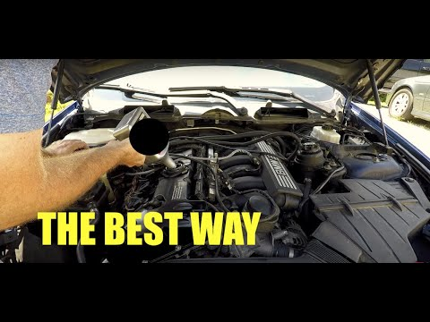 BMW E90 N52 Engine Ticking Fixed For $6 !!!