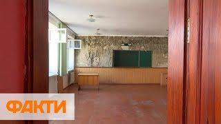 Затопленные кабинеты и грибок на стенах: на Волыни затопило школу