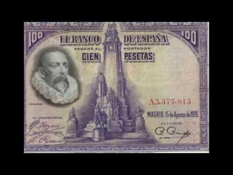 Currencies of the World: Principality of Andorra; Spanish Peseta (1928)