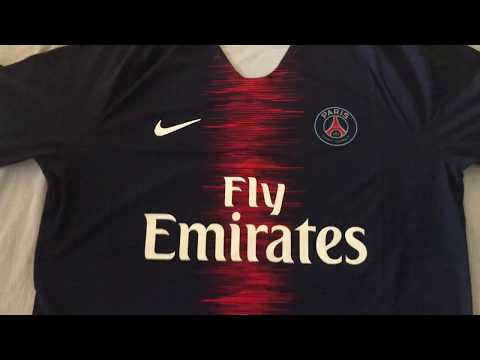 psg player version jersey