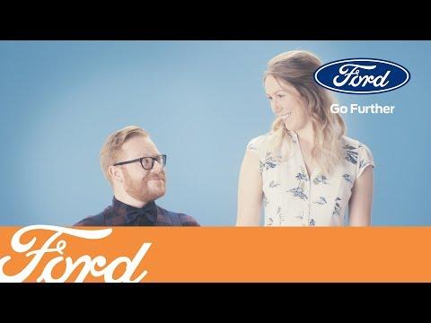 So passen Sie Ihre Sitzposition und die Lenkradneigung richtig an | Ford Schweiz