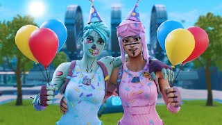 Birthday stream :) New Legenday Tac Shotgun Update Soon! | Fortnite
