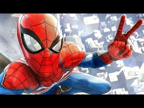 SPIDERMAN streaming (E3 2018)