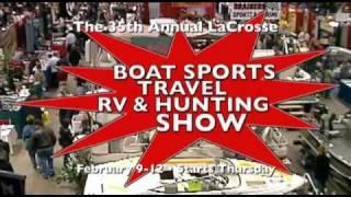 2012 LaCrosse Boat, Sport, Travel, & RV Show