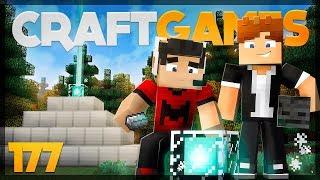 OSTENTANDO BEACON na CORRIDA - Craft Games 177