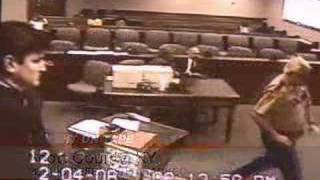 Caught On Tape: Attorney Gets Punched By Client