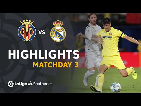 Real Madrid Granada Highlights